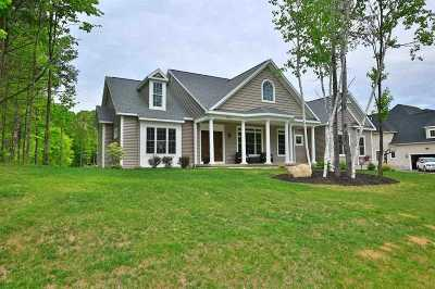 Saratoga County Single Family Home New: 1027 Gideon Trace