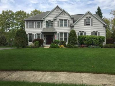 Saratoga Single Family Home For Sale: 1 Overlook Ct