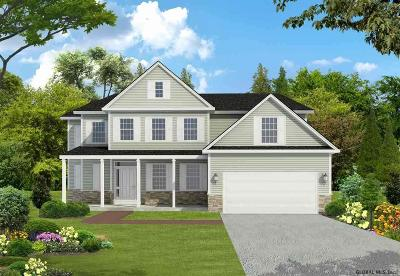 Clifton Park Single Family Home New: 20 Heritage Pointe Dr