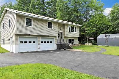 Greenfield, Corinth, Corinth Tov Single Family Home For Sale: 498 Angel Rd