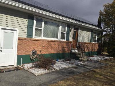 Cohoes Single Family Home For Sale: 205 Manor Av