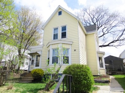 Rensselaer Single Family Home Active-Under Contract: 1322 1st St