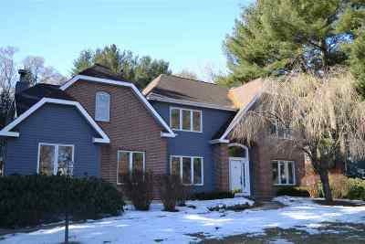 Niskayuna Single Family Home For Sale: 4008 Windsor Dr