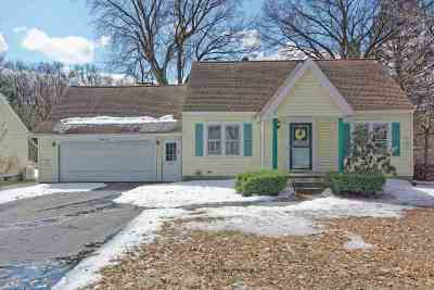 Glenville Single Family Home For Sale: 24 Saratoga Dr