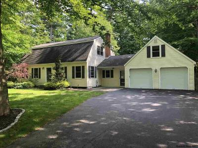 Fulton County, Hamilton County, Montgomery County, Saratoga County, Warren County Single Family Home New: 3 Victoria La
