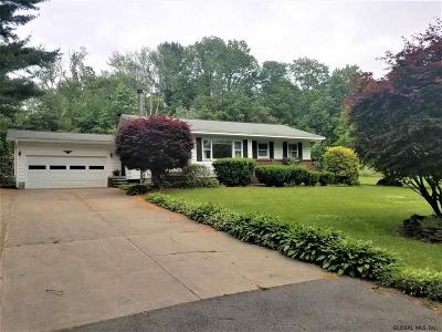 Guilderland Single Family Home For Sale: 3547 East Lydius St