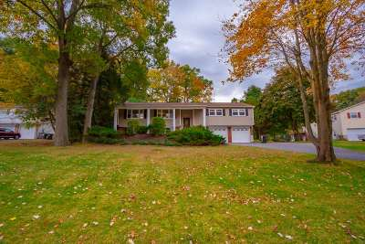 Malta Single Family Home New: 41 Walden Glen