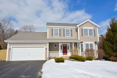 Ballston Spa Single Family Home New: 27 Sherman Way