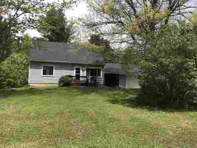 Schenectady County Single Family Home For Sale: 125 McMillian Rd