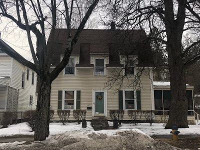Scotia Single Family Home New: 247 Vley Rd