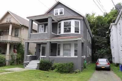 Albany Two Family Home For Sale: 752 Myrtle Av