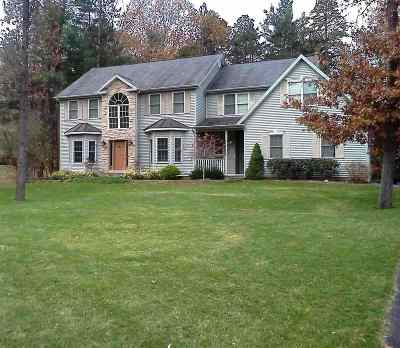 Wilton Single Family Home For Sale: 107 Fieldstone Dr