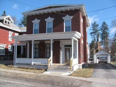 Fort Plain Single Family Home Active-Under Contract: 198 Main St