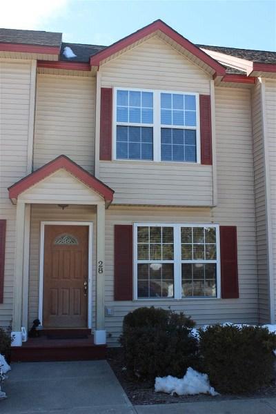 Single Family Home New: 28 Mountain Hollow Way