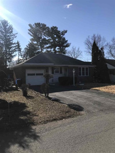 Albany NY Single Family Home For Sale: $169,900