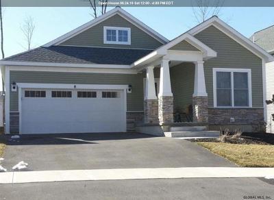 Saratoga County, Warren County Single Family Home New: 53 Katharine Ct