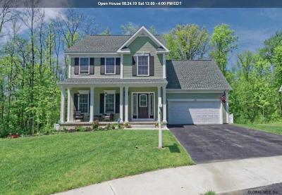 Saratoga County Single Family Home New: 54 Katharine Ct