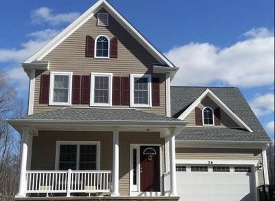 Saratoga County Single Family Home New: 70 Katharine Ct