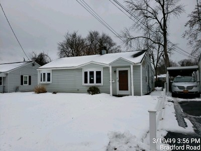 Schenectady Single Family Home For Sale: 471 Bradford St