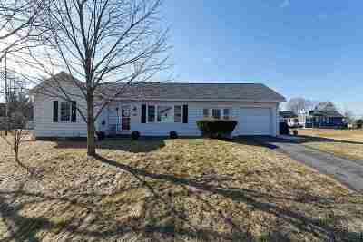 Cohoes Single Family Home New: 3 Pleasant Ter