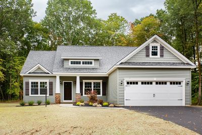 Saratoga County Single Family Home New: Lot 15 Patriot Hill Dr