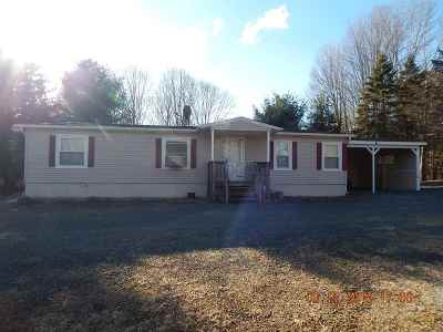 Greene County Single Family Home New: 485 Big Woods Rd