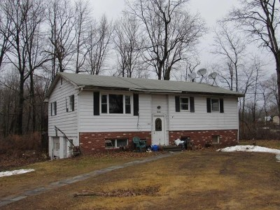 Ghent NY Single Family Home New: $45,900