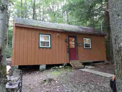 Fulton County, Hamilton County, Montgomery County, Saratoga County, Warren County Single Family Home New: 1370 County Highway 112