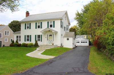 Niskayuna Single Family Home New: 2349 Barcelona Rd