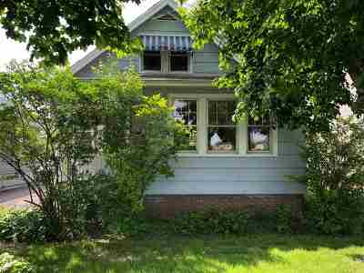 Hudson NY Single Family Home New: $116,500
