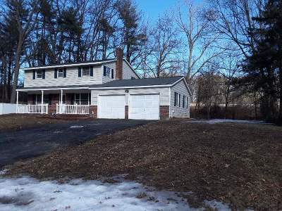 Clifton Park Single Family Home For Sale: 33 Longview Dr