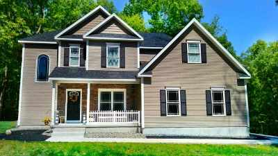 Saratoga Springs Single Family Home For Sale: 2237 Route 50 South