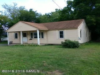 Saratoga County Single Family Home New: 2 Reynolds St