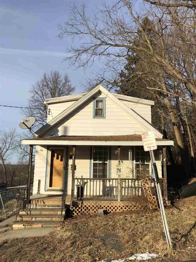 Rensselaer County Single Family Home New: 15 House Av
