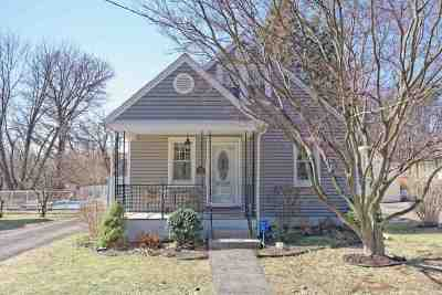 Saratoga County Single Family Home New: 3 Clinton Av