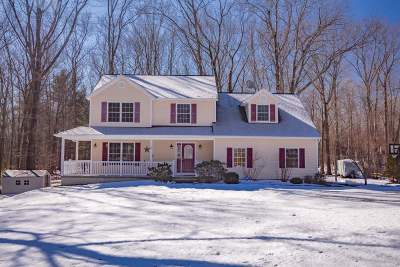 Clifton Park Single Family Home New: 22 Settlers La