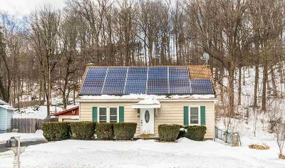 Albany County Single Family Home New: 2421 Route 9w