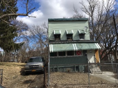 Albany NY Single Family Home For Sale: $16,900