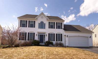 Halfmoon Single Family Home New: 34 Outlook Dr South