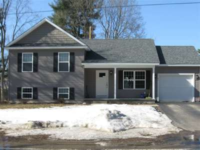 Saratoga County Single Family Home New: 154 Butler Rd