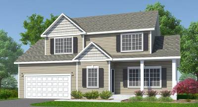 Troy Single Family Home New: Lot 4 Autumn La