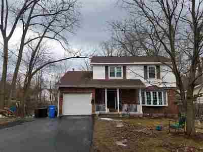 Albany NY Single Family Home New: $258,000