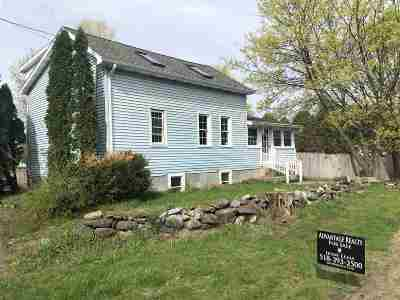 Saratoga County Single Family Home New: 112 King Rd