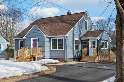 Saratoga County Single Family Home New: 2 Dorrer Av