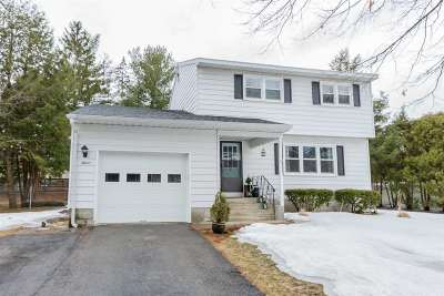Saratoga County Single Family Home New: 15 Concord Dr