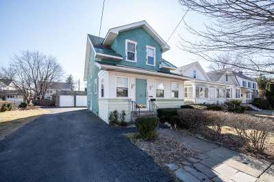 Albany NY Single Family Home New: $175,000