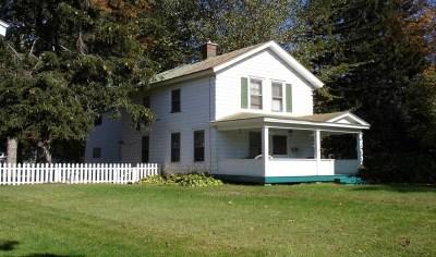 Saratoga County Single Family Home New: 131 Lincoln Av