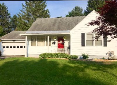 Glenville Single Family Home New: 9 David Dr