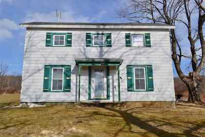 Duanesburg NY Single Family Home New: $134,900