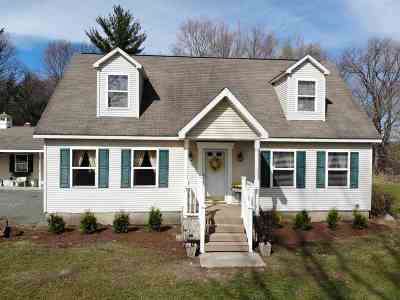 Clifton Park Single Family Home New: 637 Waite Rd